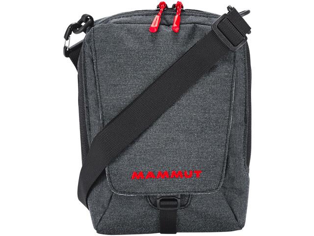 Mammut Täsch Pouch Mélange Bag 2L bottle, black